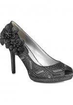 Ruby Shoo Donna Pump Pewter